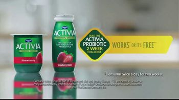 Dannon Activia Probiotic Dailies TV Spot, 'Healthy Routine: Feel My Best' - Thumbnail 9
