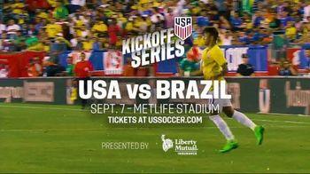 U.S. Soccer Players TV Spot, 'USA Kickoff Series'