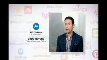 Oracle TV Spot, 'Oracle Cloud Customers: Motorola Solutions' - Thumbnail 4