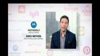 Oracle TV Spot, 'Oracle Cloud Customers: Motorola Solutions' - Thumbnail 7