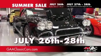 GAA Classic Cars Summer Sale TV Spot, 'Three Day Auction' - Thumbnail 2