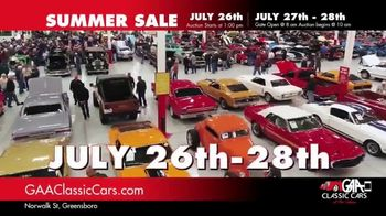 GAA Classic Cars Summer Sale TV Spot, 'Three Day Auction' - Thumbnail 8