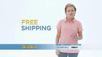 DealDash TV Spot, 'Auction Deals: Headphones and Tote' - Thumbnail 1