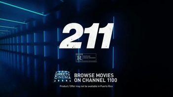 DIRECTV Cinema TV Spot, '211' - Thumbnail 6