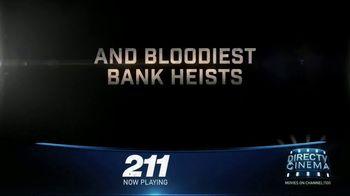DIRECTV Cinema TV Spot, '211' - Thumbnail 2