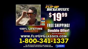 Bell + Howell Flip-Up Tac Glasses TV Spot, 'Good Morning' - Thumbnail 10
