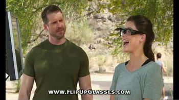 Bell + Howell Flip-Up Tac Glasses TV Spot, 'Good Morning' - Thumbnail 5