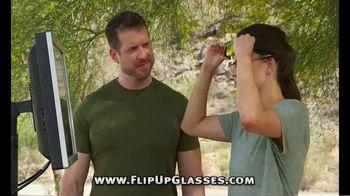 Bell + Howell Flip-Up Tac Glasses TV Spot, 'Good Morning' - Thumbnail 6