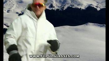Bell + Howell Flip-Up Tac Glasses TV Spot, 'Good Morning' - Thumbnail 7