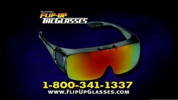 Bell + Howell Flip-Up Tac Glasses TV Spot, 'Good Morning' - Thumbnail 8