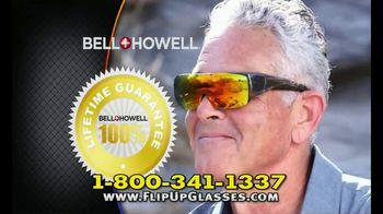 Bell + Howell Flip-Up Tac Glasses TV Spot, 'Good Morning'