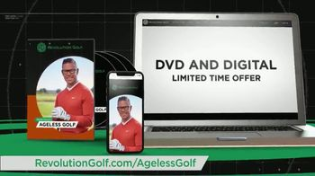 Revolution Golf TV Spot, 'Ageless Golf' Featuring Sean Foley - Thumbnail 3