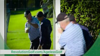 Revolution Golf TV Spot, 'Ageless Golf' Featuring Sean Foley - Thumbnail 4