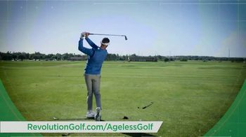 Revolution Golf TV Spot, 'Ageless Golf' Featuring Sean Foley - Thumbnail 5