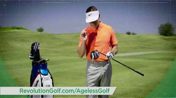 Revolution Golf TV Spot, 'Ageless Golf' Featuring Sean Foley - Thumbnail 6