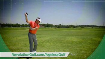 Revolution Golf TV Spot, 'Ageless Golf' Featuring Sean Foley - Thumbnail 7