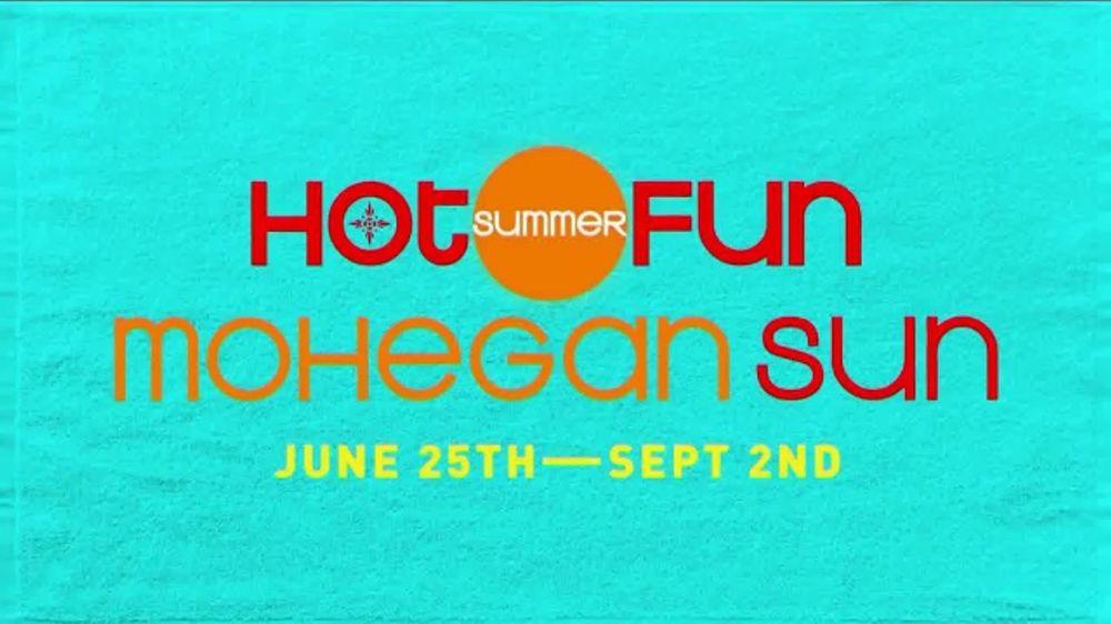 Mohegan Sun Tv Commercial Hot Summer Fun Ispot Tv