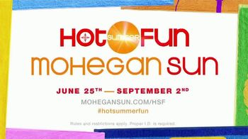 Mohegan Sun TV Spot, 'Hot Summer Fun' - Thumbnail 10