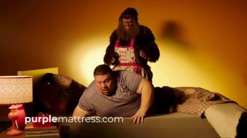 Purple Mattress TV Spot, 'The Human Egg Drop Test: Free Pillow' - Thumbnail 10