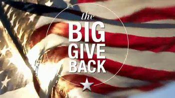 Macy's The Big Give Back TV Spot, 'Salute Those Who Serve' - Thumbnail 1