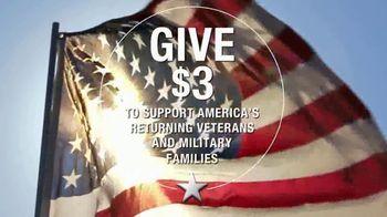 Macy's The Big Give Back TV Spot, 'Salute Those Who Serve' - Thumbnail 2
