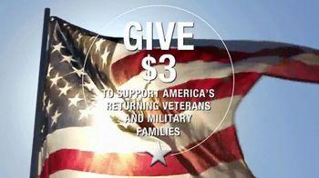 Macy's The Big Give Back TV Spot, 'Salute Those Who Serve' - Thumbnail 3