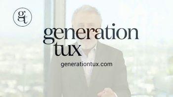 Generation Tux TV Spot, 'No Stress, No Store, No Hassle' - Thumbnail 10