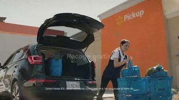 Walmart Grocery Pickup TV Spot, 'Colombia y México' [Spanish] - Thumbnail 9