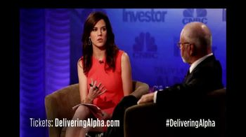 2018 Delivering Alpha Conference TV Spot, 'Exclusive Insight' - 159 commercial airings