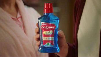 Colgate Total TV Spot, 'Burn Face' - Thumbnail 9