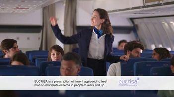 Eucrisa TV Spot, 'Flight Attendant' - Thumbnail 1