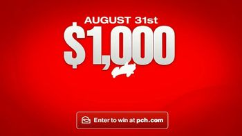Publishers Clearing House TV Spot, 'July18 Straight B' - Thumbnail 9
