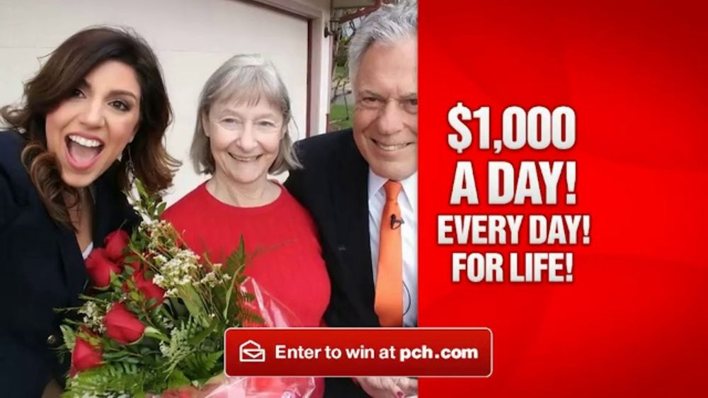 Publishers Clearing House TV Commercial, 'July18 Straight A' - Video