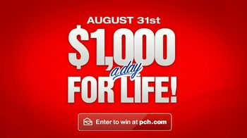 Publishers Clearing House TV Spot, 'July18 Straight A' - Thumbnail 10