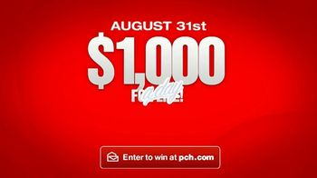Publishers Clearing House TV Spot, 'July18 Straight A' - Thumbnail 9