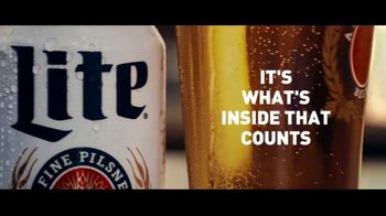 Miller Lite TV Spot, 'Date' Song by The Score