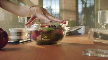 Panera Delivery TV Spot, 'Panera Delivers: Fresh Salads'