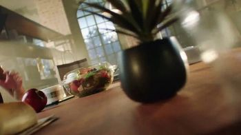 Panera Delivery TV Spot, 'Panera Delivers: Fresh Salads' - Thumbnail 1