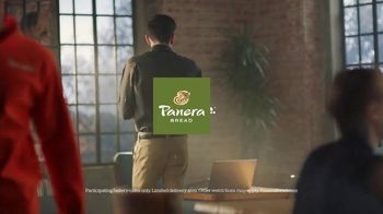 Panera Delivery TV Spot, 'Panera Delivers: Fresh Salads' - Thumbnail 10