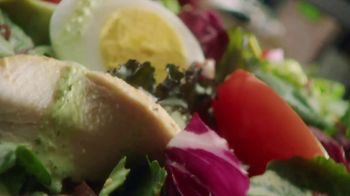 Panera Delivery TV Spot, 'Panera Delivers: Fresh Salads' - Thumbnail 6