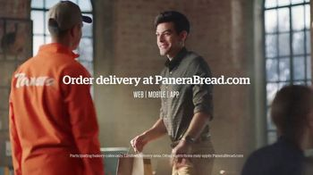 Panera Delivery TV Spot, 'Panera Delivers: Fresh Salads' - Thumbnail 9