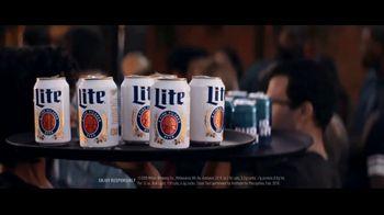Miller Lite TV Spot, 'Trays' Song by Grand Am - Thumbnail 1