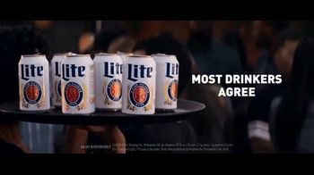 Miller Lite TV Spot, 'Trays' Song by Grand Am
