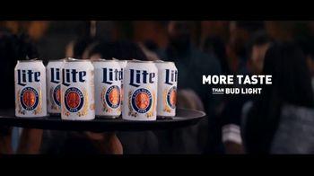 Miller Lite TV Spot, 'Trays' Song by Grand Am - Thumbnail 3