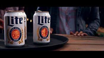 Miller Lite TV Spot, 'Trays' Song by Grand Am - Thumbnail 5