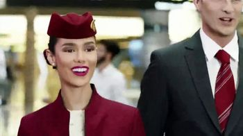 Qatar Airways TV Spot, \'Dancing in the Street\' Featuring Nicole Scherzinger