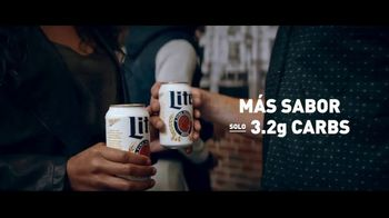Miller Lite TV Spot, 'Galería de arte' [Spanish] - Thumbnail 8