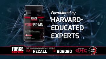 Force Factor Forebrain TV Spot, 'Harvard Grads' - Thumbnail 8