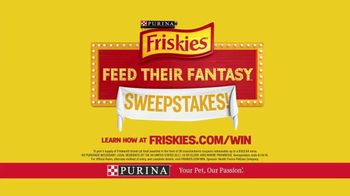 Friskies Extra Gravy TV Spot, 'Fantasy Sweepstakes' - Thumbnail 9
