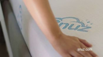 SNUZ Mattress TV Spot, 'Special Grooves'
